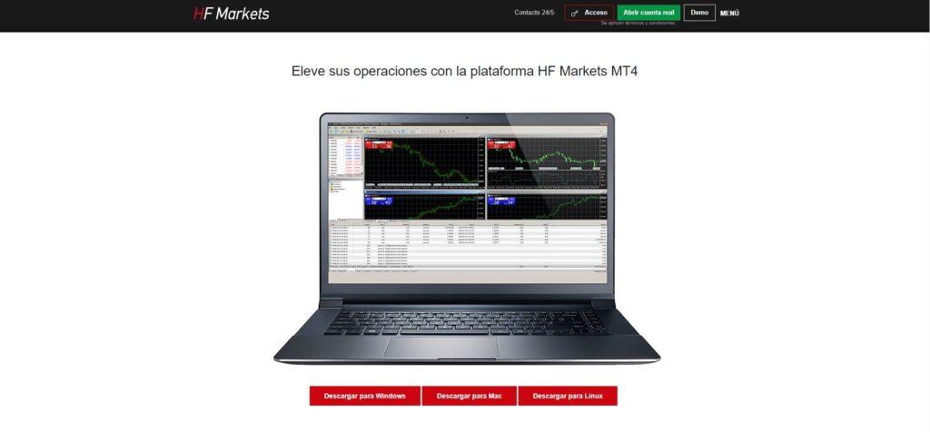 plataforma mt4 de hotforex