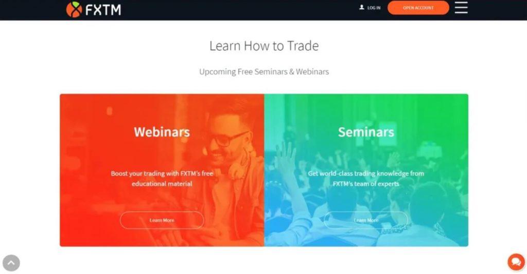 Aprende come hacer trading con fxtm