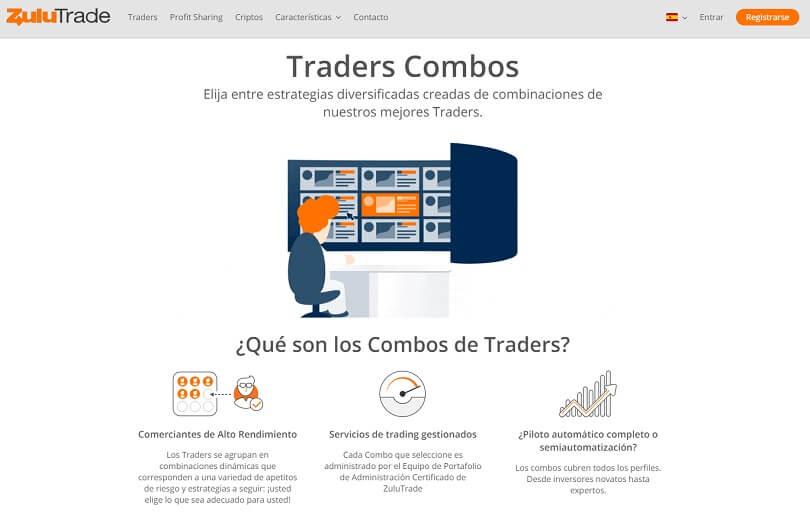 Qué son los combos de traders